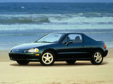 Images of Honda Civic del Sol Si 1993–97