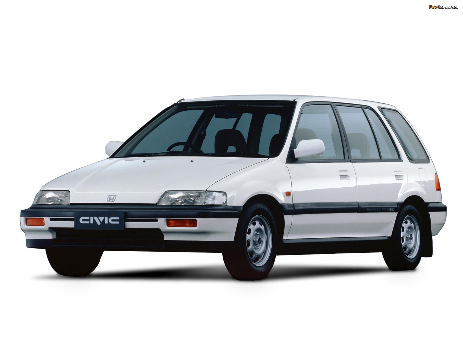 1987 honda civic  | favcars.com
