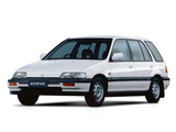 Honda Civic Shuttle (EF) 1987–94 photos