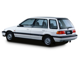 Photos of Honda Civic Shuttle (EF) 1987–94