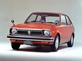 Honda Civic 3-door 1972–79 photos