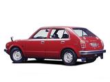 Honda Civic 4-door 1976–78 images