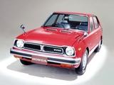 Honda Civic 4-door 1976–78 photos