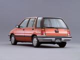 Honda Civic Shuttle 1983–87 photos