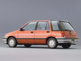 Honda Civic Shuttle 1983–87 photos