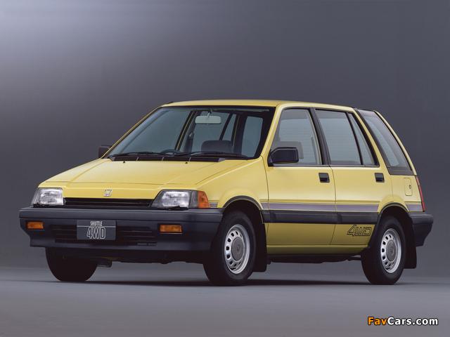 Honda Civic Shuttle 1983–87 pictures (640 x 480)