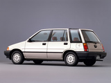 Honda Civic Shuttle 1983–87 pictures
