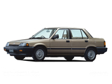 Honda Civic Sedan 1983–87 pictures