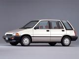 Honda Civic Shuttle 1983–87 wallpapers