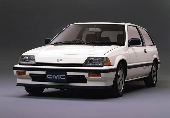Honda civic si 1984 87 pictures for 1984 honda civic