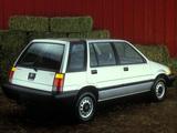Honda Civic Wagon 1984–87 wallpapers