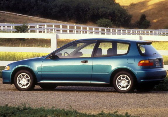 honda civic hatchback us spec eg 1991 95 photos. Black Bedroom Furniture Sets. Home Design Ideas