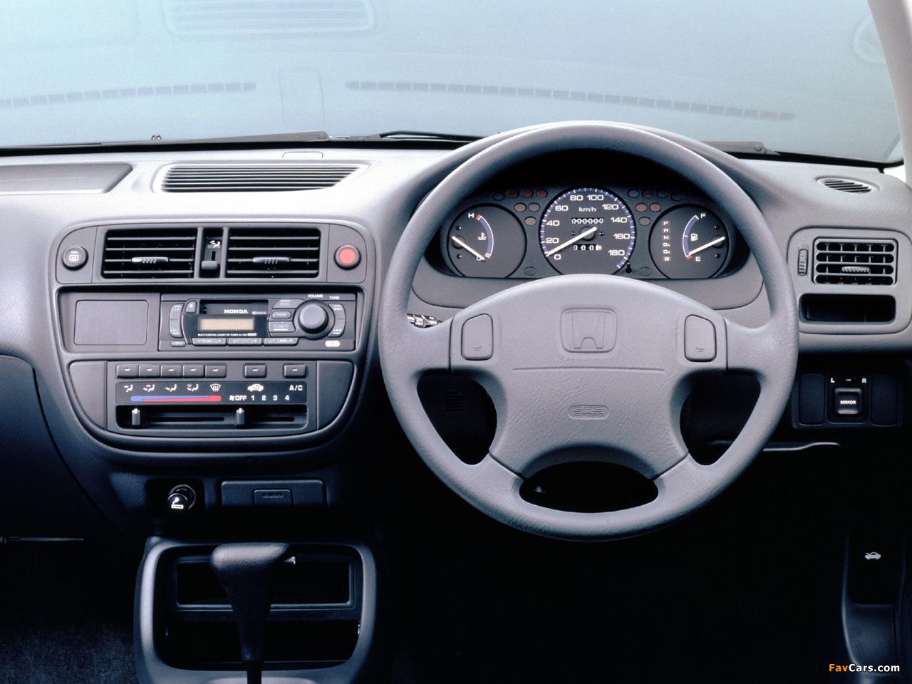Kelebihan Honda Civic Ferio Top Model Tahun Ini