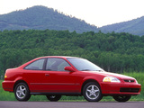 s of Honda Civic Coupe EJ7 1996–2000