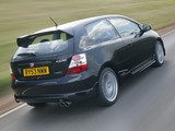 Honda Civic Type-R UK-spec (EP3) 2003–05 photos