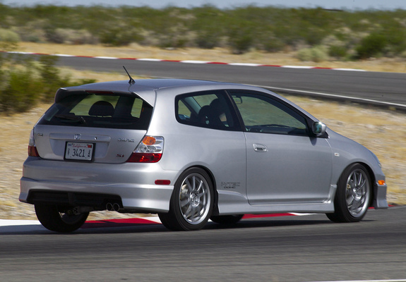 Honda Civic Si Factory Performance Package Ep3 200406 Pictures