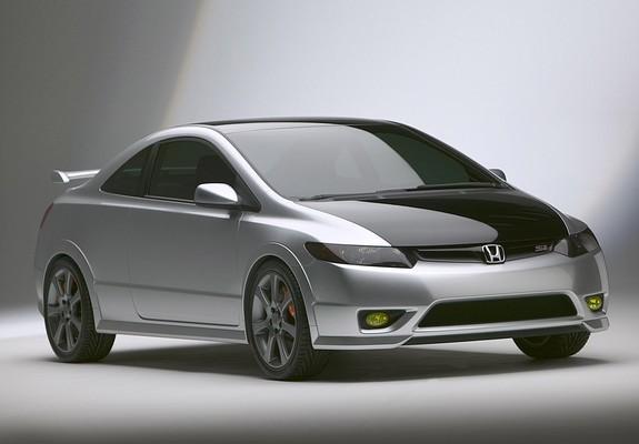 Honda Civic Si Concept 2005 Pictures