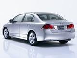 Honda Civic Sedan JP-spec (FD) 2006–08 images