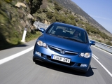Honda Civic Hybrid (FD3) 2006–08 photos