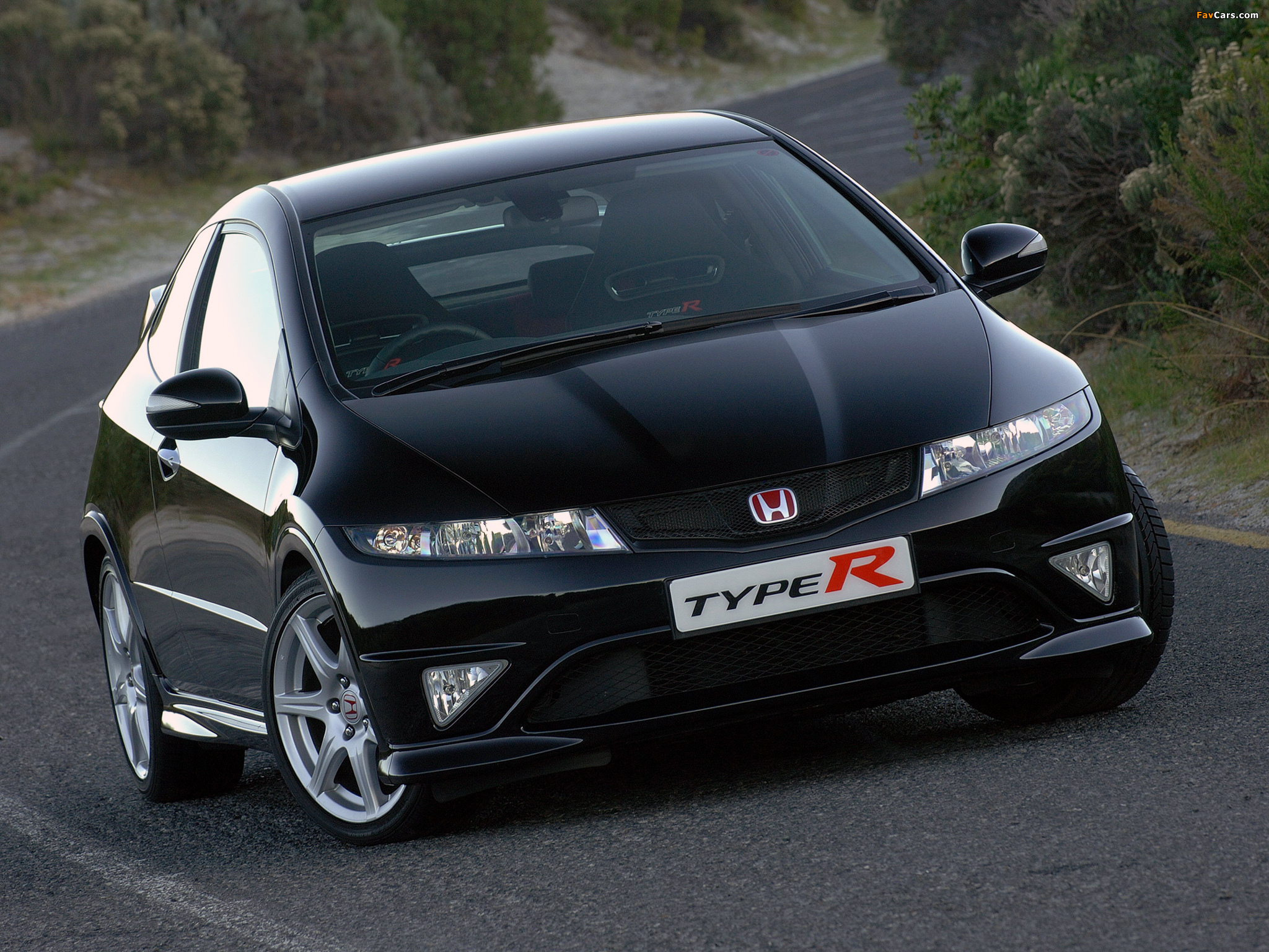 honda civic type r za spec fn2 2007 08 pictures 2048x1536. Black Bedroom Furniture Sets. Home Design Ideas