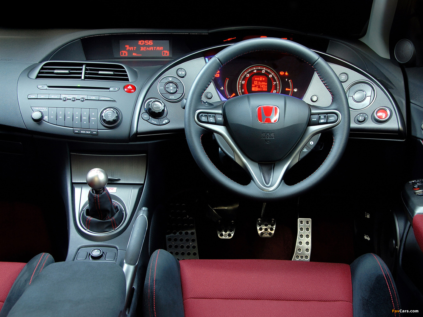 Honda civic type r wallpapers picture