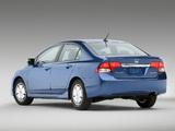Honda Civic Hybrid US-spec 2008–11 images