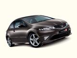 Honda Civic Type-S (FN) 2008–10 images