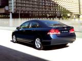 Honda Civic Sedan (FD) 2008–11 pictures