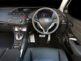 Honda Civic Hatchback ZA-spec (FN) 2008–10 wallpapers
