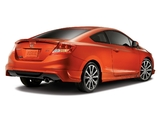 Honda Civic Si Coupe HFP Package 2011–12 images