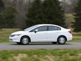 Honda Civic HF US-spec 2011–12 photos