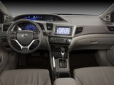 Honda Civic Sedan US-spec 2011 pictures
