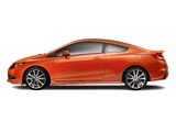 Honda Civic Si Coupe HFP Package 2011–12 wallpapers