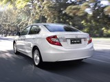 Honda Civic Sedan AU-spec 2012 images