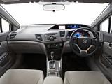 Honda Civic Sedan AU-spec 2012 pictures