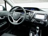 Honda Civic Sedan 2013 images