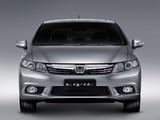 Honda Civic Sedan BR-spec 2013 images