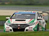 Honda Civic WTCC 2013 images