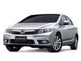Honda Civic Sedan BR-spec 2013 pictures