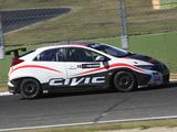 Honda Civic WTCC 2013 wallpapers