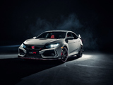 Honda Civic Type R (FK) 2017 wallpapers