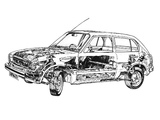 Images of Honda Civic 4-door 1976–78
