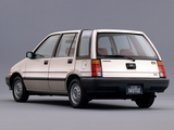 Images of Honda Civic Shuttle 1983–87