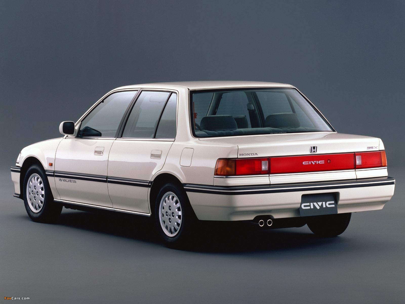 Images Of Honda Civic Sedan Ef 1988 91 1600x1200