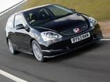 Images of Honda Civic Type-R UK-spec (EP3) 2003–05