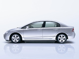 Images of Honda Civic Sedan JP-spec (FD) 2006–08