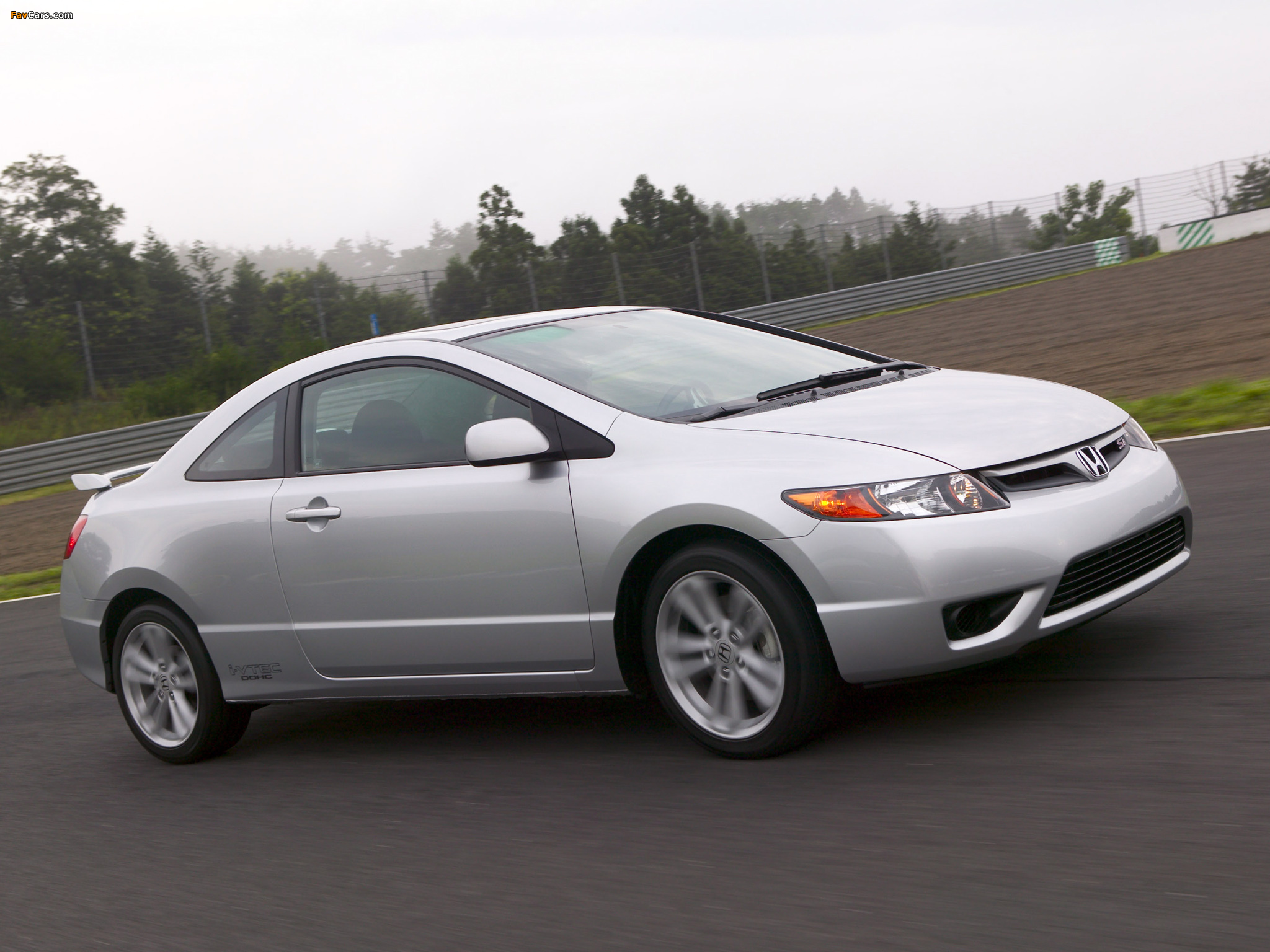 Images Of Honda Civic Si Coupe 2006u201308 (2048 X 1536)