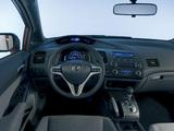 Images of Honda Civic Hybrid (FD3) 2006–08
