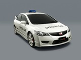 Images of Honda Civic Type-R Pace Car (FD2) 2007