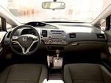 Images of Honda Civic Sedan (FD) 2008–11